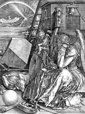 melencolia-autoportrait-symbolique-d-albrecht-durer-dr